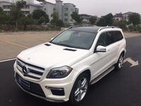 15奔驰GL550白色